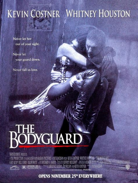 Is To Bodyguard by The Bodyguard 1992 Filmaffinity