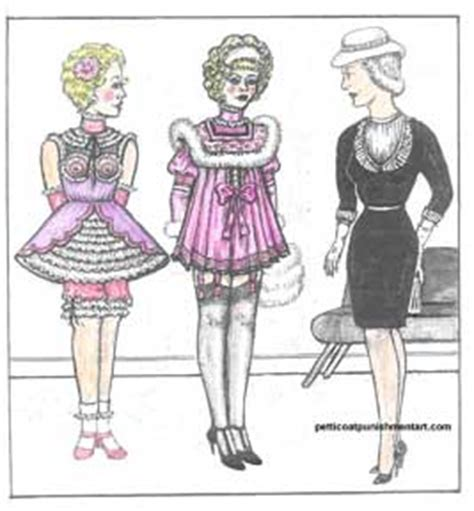 barbara jean petticoat punishment art barbara jean petticoat punishment art pp art by cj bj 16