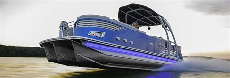 best pontoon boats the best luxury high performance and affordable pontoon