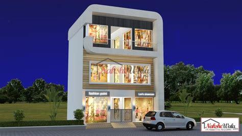 Stilt House Floor Plans by Triple And Multi Storey Elevation 3d Triplex House