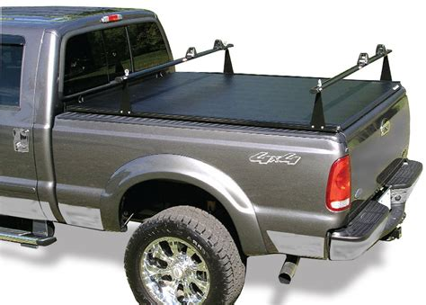 Truck Bed Rack With Tonneau Cover prorac tonneau truck bed rack pro rack truck rack