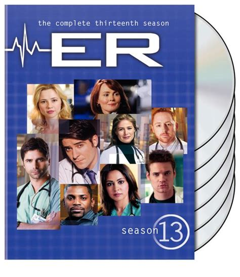 13 9 the story of a a season and a team that never quit books er season 13 dvd contest seat42f