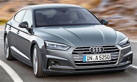 Audi A5 Sportback Kaufen by Audi A5 Sportback 2017 Preis Motoren Autozeitung De