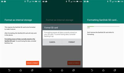 storage android setting up adoptable storage on the htc one a9 android central