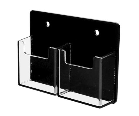 Wall Mounted Business Card Holder