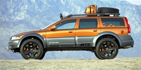 concept flashback  volvo xc allterrain   xc surfrescue  california surfn