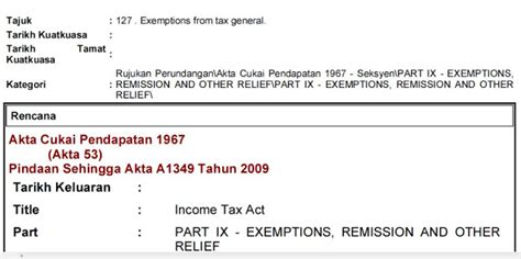 section 127 income tax act malaysia flip flop the most powerful pm and finance