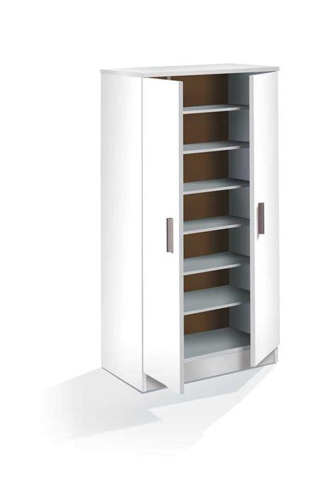 armario zapatero barato zapatero armario 2 puertas blanco