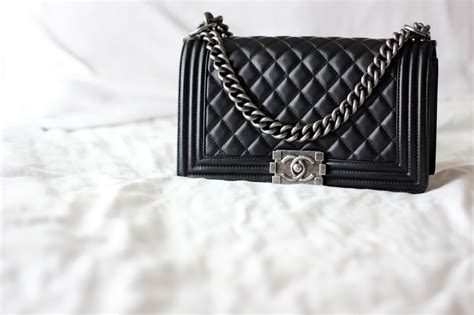 Chanel Medium refined couture chanel medium le boy a review