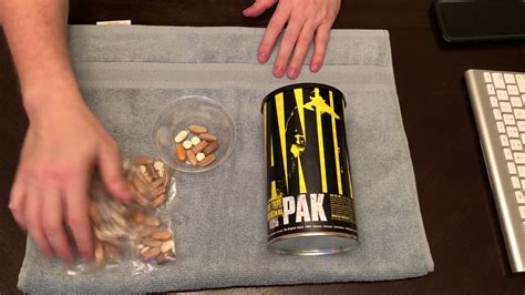 universal nutrition animal pak sports nutrition multivitamin supplement  count youtube