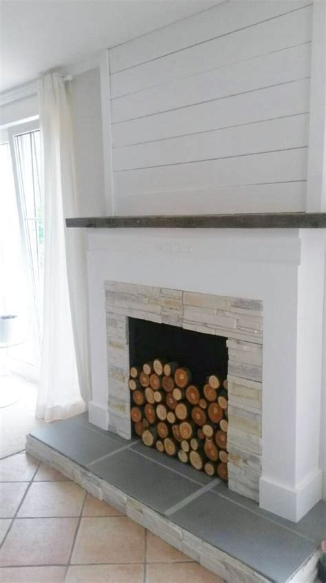 how to make a faux fireplace on the cheap fireplaces