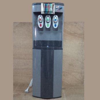 Dispenser Miyako Panas Dan Dingin Wd29exc harga dispenser tinggi arisa cwd 1xl 3 kran panas dingin normal dan lemari bawah pricenia