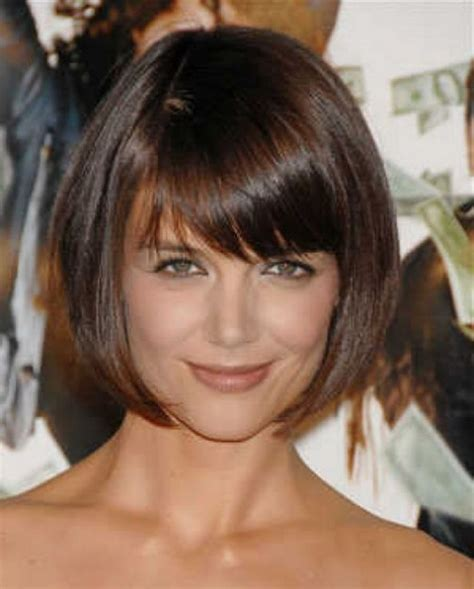 bobs with shorter sides womens haircuts short bob hairstyles with side swept bangs here a simple