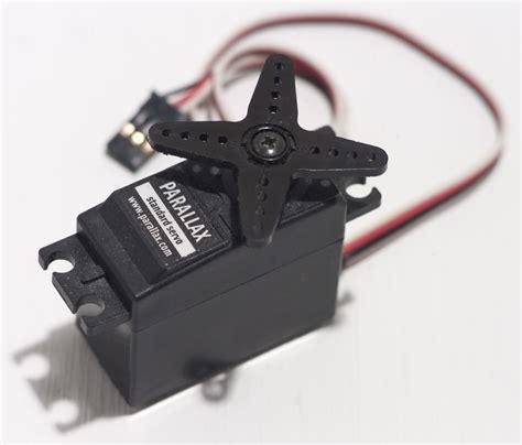 Servo Parallax Standard paintbot parts servo motor standard