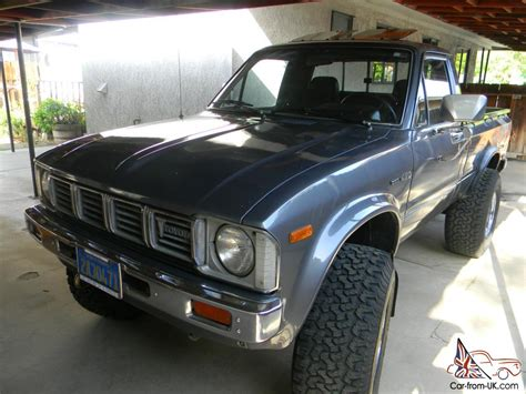 83 Toyota For Sale 81 82 83 Toyota Sr5 4x4 Truck Exceptonal New Engine