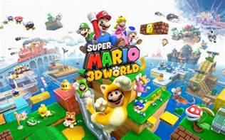 review super mario 3d world wii u nintendo everything