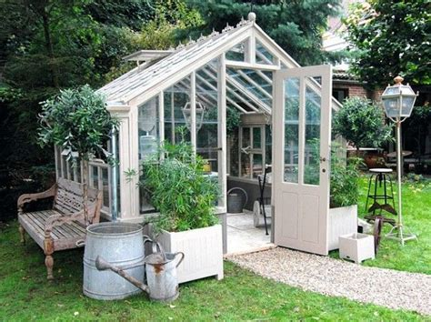 Potting Shed Greenhouse vintage greenhouses potting sheds