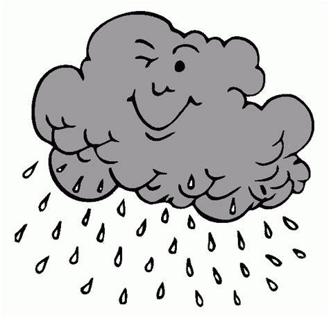 lluvia para colorear pintar im genes nube con lluvia para colorear nube con lluvia para imprimir