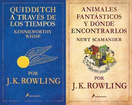 libro quidditch a traves de quidditch a trav 233 s de los tiempos animales fant 225 sticos y d 243 nde encontrarlos joanne kathleen