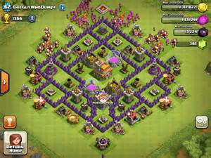 Th7 clyde clan headquarters