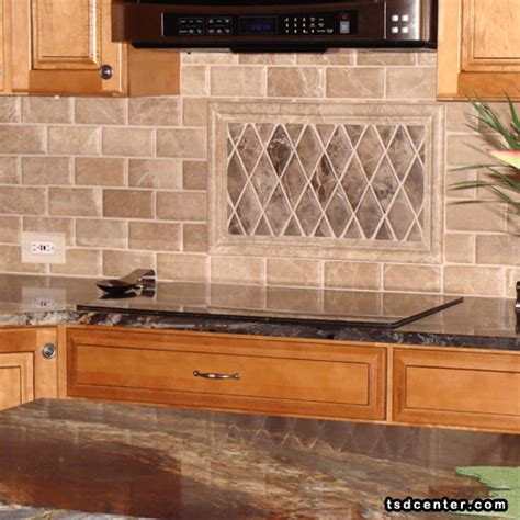 unique backsplash ideas to improve your kitchen decor