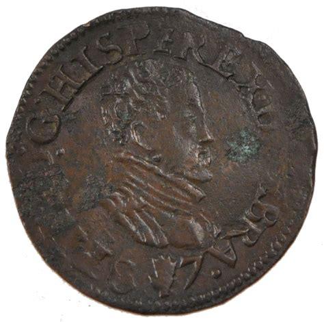 comptoir de monnaies demi liard de philippe ii pour le brabant forum le