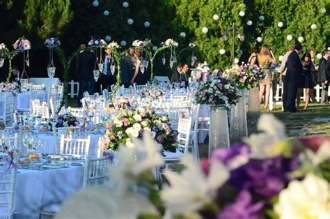 Urza, Istanbul  Outdoor wedding venue..   Urza Weddings