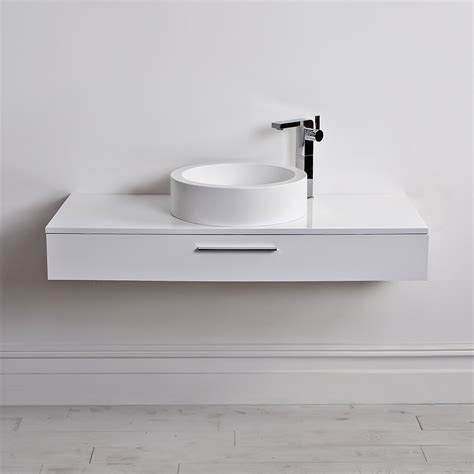 the edge luxury bathroom vanity wall