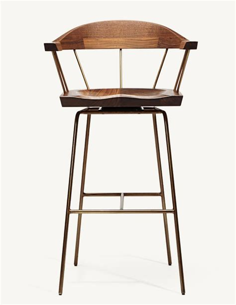 Spindle Leg Chair by Bassamfellows Spindle Chair Stools