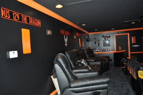 harley davidson living room harley davidson themed theater