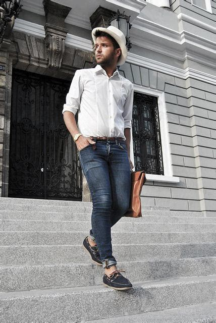 boat shoes and dress pants how to wear boat shoes for men 50 stylish outfit ideas