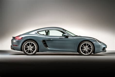 Home Design For 4 Cent by Porsche Launches New 718 Cayman With 4 Cylinder Turbo