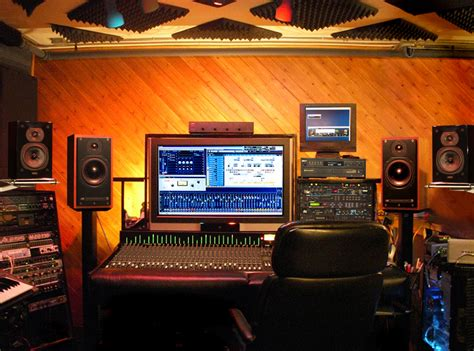 recording studio room images