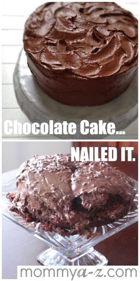 chocolate cake meme nailed it chocolate cake a z