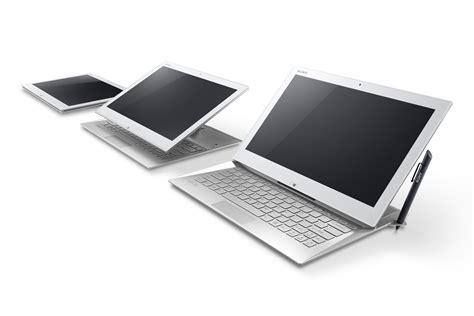 Tablet Laptop Sony Vaio sony vaio duo 13 review