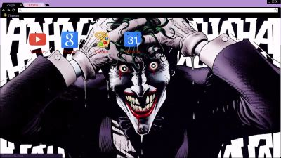 chrome themes joker joker chrome themes themebeta