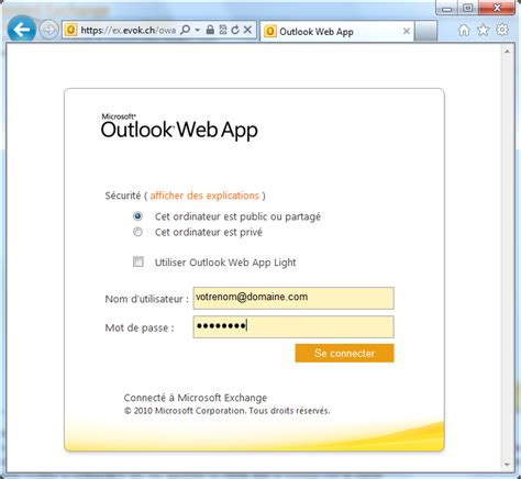 email owa acc 233 der 224 outlook web access owa evok it solutions