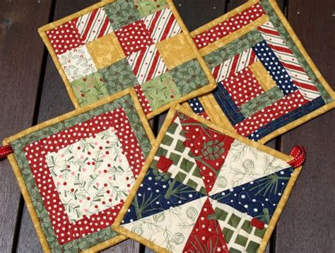 free pattern quilted coasters free quilted coaster patterns how to baste your quilt