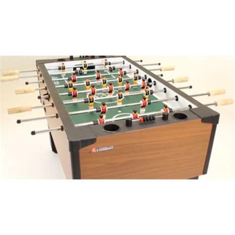 atomic gladiator foosball table foosball game table g01889w atomic gladiator soccer table