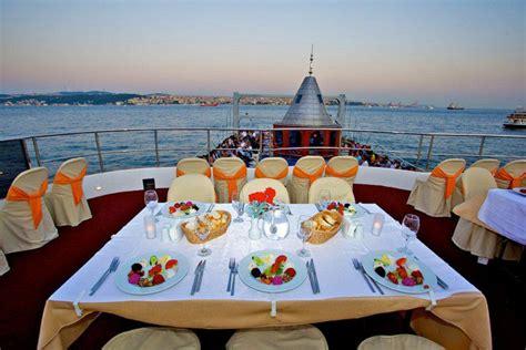 dinner on a boat bosphorus dinner cruise bosphorus turkish night show and