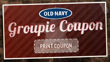 old navy coupons treat treats for baby tuesday old navy michaels more