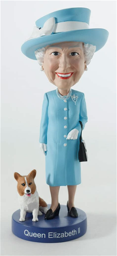 bobblehead elizabeth dolls inspired by historic figures at the shoppe