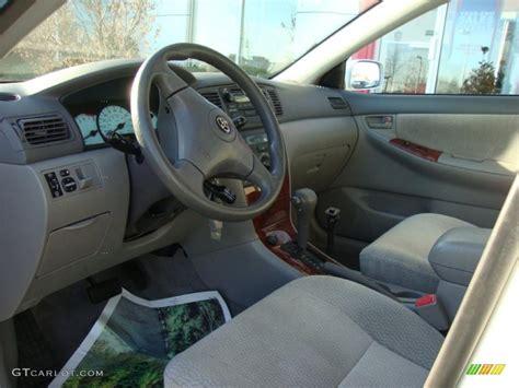 2004 toyota corolla le interior photo 42329630 gtcarlot