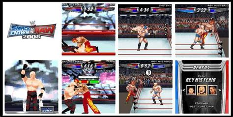 wwe themes java download wwe smackdown vs raw 2008 mobile game sports