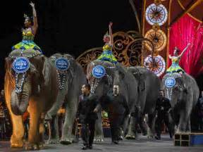 Ringling Brothers Ringling Bros Circus Holds Shows Featuring