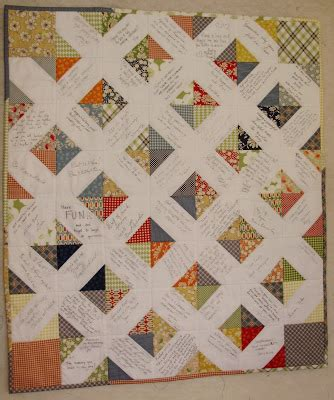 Signature Quilt Block Patterns by Quilt Signature Block Patterns Quilt Pattern