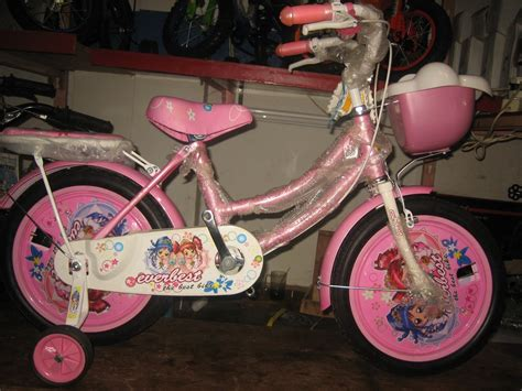 Sepeda Keranjang Everbest sepeda anak everbest sweet dop mahasarana sukses