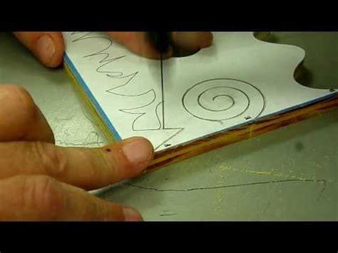 Gergaji Scroll Manual membuat mesin gergaji triplek videolike