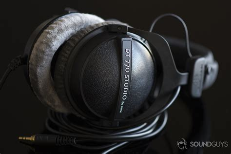 most comfortable headphones under 200 beyerdynamic dt 770 studio 80ohm review sound guys