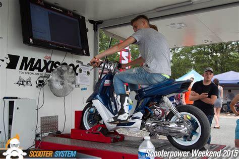 Banc De Puissance Moto by Banc De Puissance Sur Scooter System